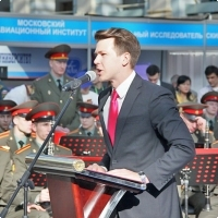"Moscow International fair ""Education and Career"": The opening ceremony. Photo 5."