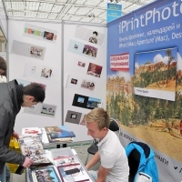 "Moscow International fair ""Education and Career"": Testing the Unified State Exam. Photo 1."