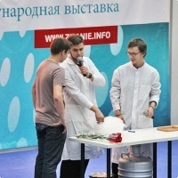 "Moscow International fair ""Education and Career"": Entertainment area. Photo 6."
