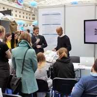 "Moscow International fair ""Education and Career"": Education Abroad, Foreign Languages. Photo 7."