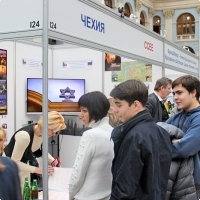 "Moscow International fair ""Education and Career"": Education Abroad, Foreign Languages. Photo 11."