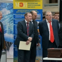 "Moscow International fair ""Education and Career"": The opening ceremony. Photo 6."