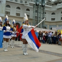 "Moscow International fair ""Education and Career"": The opening ceremony. Photo 20."