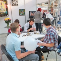 "Moscow International fair ""Education and Career"": Vocational Education in Russia. Photo 3."