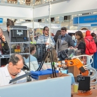 "Moscow International fair ""Education and Career"": Vocational Education in Russia. Photo 11."