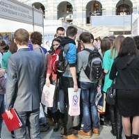 "Moscow International fair ""Education and Career"": Vocational Education in Russia. Photo 24."