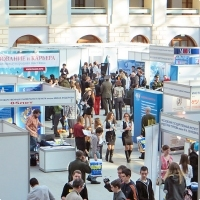 "Moscow International fair ""Education and Career"": Higher education in Russia. Photo 10."