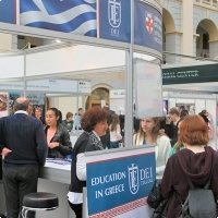 """Moscow International fair """"Education and Career"""": Education Abroad, Foreign Languages. Photo 8."""