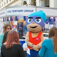 """Moscow International fair """"Education and Career"""": Education Abroad, Foreign Languages. Photo 9."""