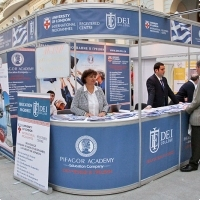 """Moscow International fair """"Education and Career"""": Education Abroad, Foreign Languages. Photo 11."""