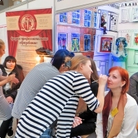 """Moscow International fair """"Education and Career"""": Vocational Education in Russia. Photo 1."""