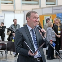 """Moscow International fair """"Education and Career"""": The opening ceremony. Photo 14."""