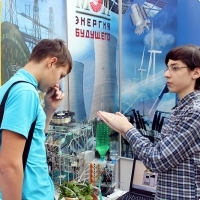"""Moscow International fair """"Education and Career"""": Higher education in Russia. Photo 30."""