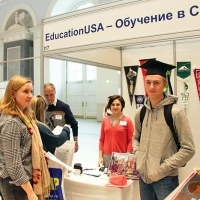 "Moscow International fair ""Education and Career"": Education Abroad, Foreign Languages. Photo 20."