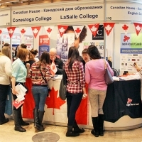 "Moscow International fair ""Education and Career"": Education Abroad, Foreign Languages. Photo 21."