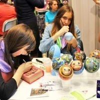 "Moscow International fair ""Education and Career"": Vocational Education in Russia. Photo 1."