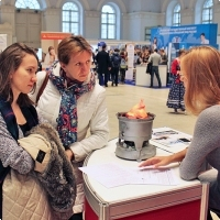 "Moscow International fair ""Education and Career"": Higher education in Russia. Photo 27."