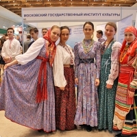 "Moscow International fair ""Education and Career"": Higher education in Russia. Photo 46."