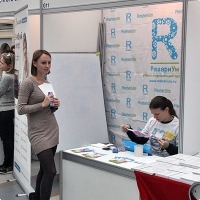 "Moscow International fair ""Education and Career"": Additional education. Photo 9."