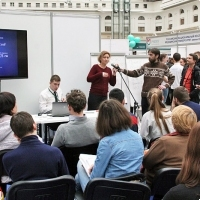 "Moscow International fair ""Education and Career"": Presentations, seminars, master classes. Photo 4."