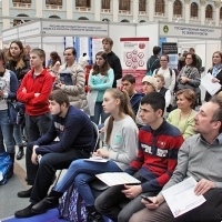 "Moscow International fair ""Education and Career"": Presentations, seminars, master classes. Photo 5."