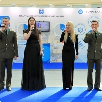 "Moscow International fair ""Education and Career"": Presentations, seminars, master classes. Photo 11."