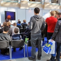 "Moscow International fair ""Education and Career"": Presentations, seminars, master classes. Photo 17."