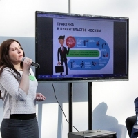 "Moscow International fair ""Education and Career"": Presentations, seminars, master classes. Photo 20."