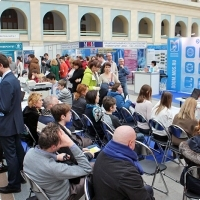 "Moscow International fair ""Education and Career"": Additional education. Photo 13."