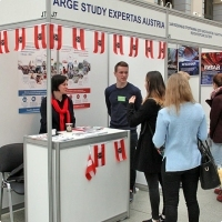 "Moscow International fair ""Education and Career"": Education Abroad, Foreign Languages. Photo 9."