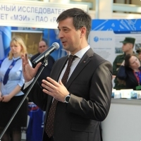 "Moscow International fair ""Education and Career"": The opening ceremony. Photo 9."