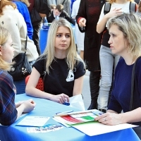 "Moscow International fair ""Education and Career"": Higher education in Russia. Photo 18."