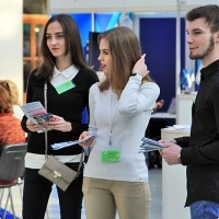 "Moscow International fair ""Education and Career"": Higher education in Russia. Photo 55."