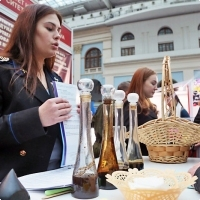 """Moscow International fair """"Education and Career"""": Higher education in Russia. Photo 2."""