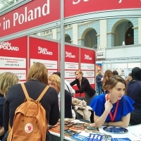"""Moscow International fair """"Education and Career"""": Education Abroad, Foreign Languages. Photo 6."""