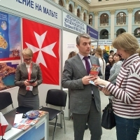 """Moscow International fair """"Education and Career"""": Education Abroad, Foreign Languages. Photo 15."""